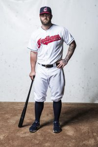 Mike Napoli Cleveland Indians