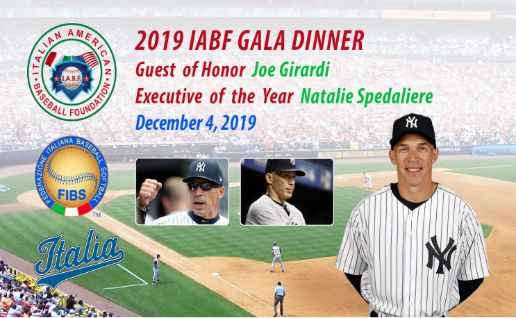 4th Annual IABF Dinner
