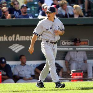 Joe Girardi NY Yankees