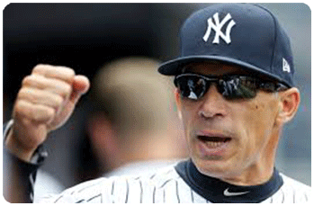Joe Girardi NY Yankees